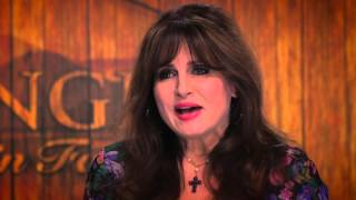 deborah allen talks about prince and her somg telepathy from the hot seat in nashville tn