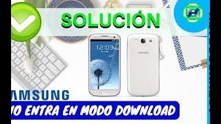 ▶︎ Solucion✔ Mi Samsung No Entra En Modo Download, No Puedo Entrar En Modo Recovery/Facil Android