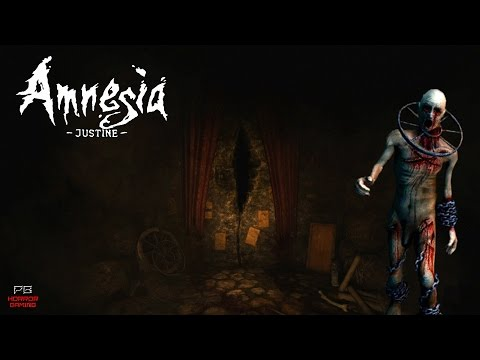 Amnesia The Dark Descent : Justine | Full Playthrough | Gameplay Walkthrough No Commentary