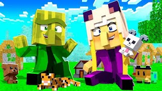 MINECRAFT SPIELEN als BABY VILLAGER! ✿ Minecraft [Deutsch/HD]