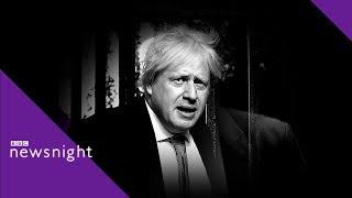 Boris Johnson: A John Sweeney Tribute - BBC Newsnight