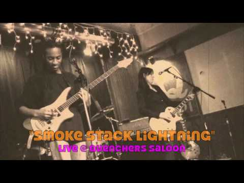 Jan King and Medicine Ball - Smoke Stack Lightning