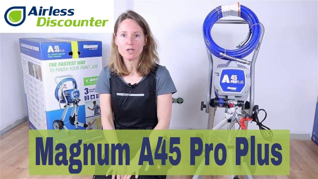 Voici La Pompe Airless Graco Magnum A30 Pro Plus Youtube