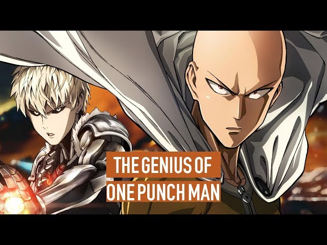THE GENIUS OF ONE PUNCH MAN – ANIME3