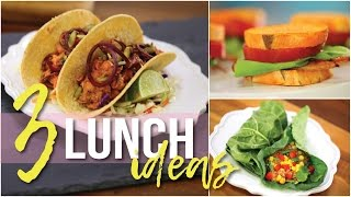 Download Mp3 3 Healthy Lunch Ideas! 28 Day Reset Approved W/ Vegan Options
