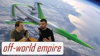 The Future of Air Travel - Off-World/Off-Topic Ep. 19 (full show)