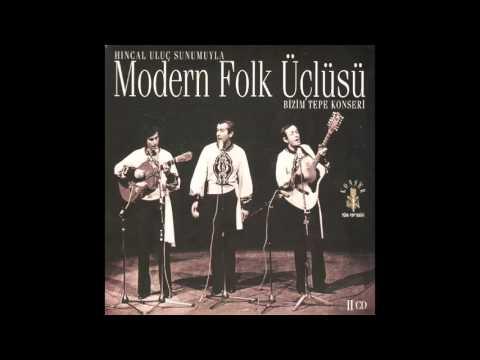 Modern Folk Üçlüsü - Latin Potpori / Bizim Tepe Konseri #adamüzik
