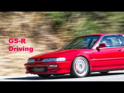 No Reserve: Turbocharged 1992 Acura Integra GS-R 5-Speed