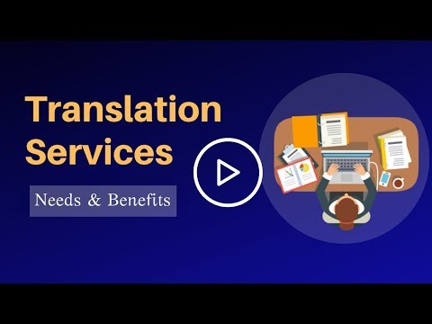 Benefits of Translation Services for Small Business