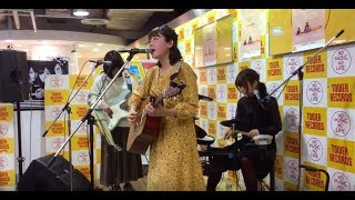 Lucie,Too Acoustic Performance at TOWER RECORDS新宿インストア
