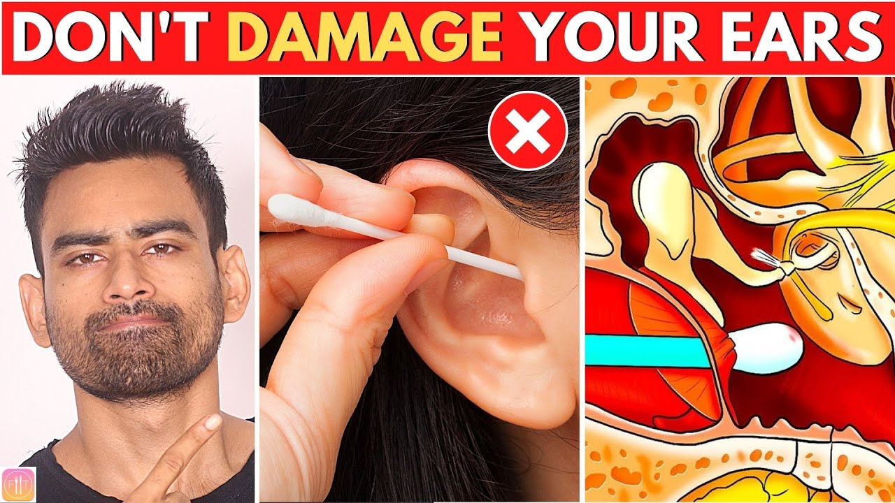 How to take care of your Ears?