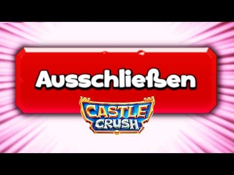 CASTLE CRUSH - CLAN SÄUBERN!  AUS FAIRNESS!