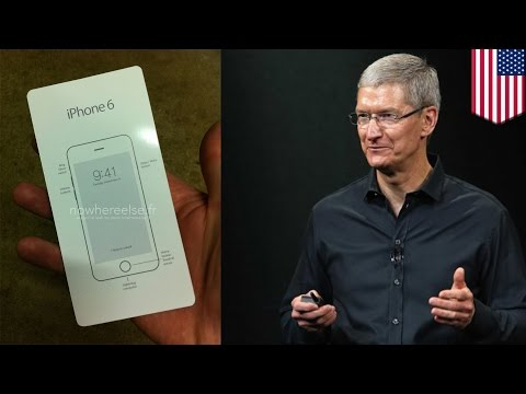 iPhone 6 release date confirmed? User's manual leak disputed