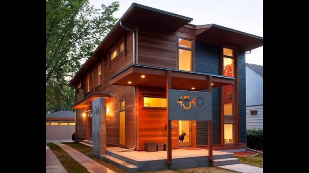 Desain Rumah Minimalis Rumah Kayu Denah Rumah Furniture