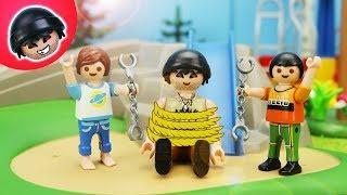 Kinder verhaften Karlchen! - Playmobil Polizei Film - KARLCHEN KNACK #202