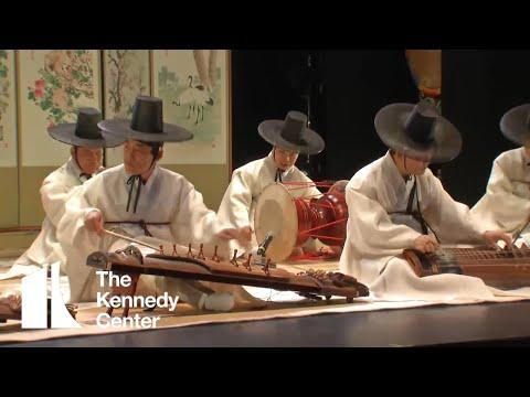 Korean National Gugak Center - Millennium Stage (October 21, 2016)