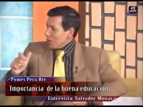 2013  07 oct Salvador Mónaca entrevistado por José Manuel Ballesteros y Rómulo Fernández