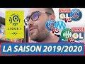 Découvrons Ensemble Le Calendrier De La Saison 2019/2020 De Ligue 1 !!