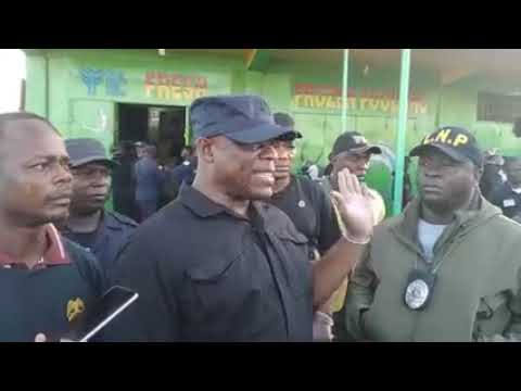 The Anti-Rubbery Unit of the Liberia National Police | Liberia 2021 - 2022 |