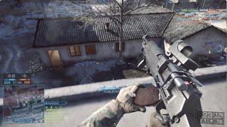 Battlefield 4 AN-94 Gameplay 6.1 K/D - PS4 1080p 60fps