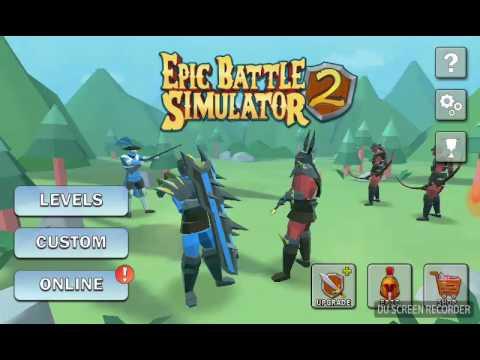 Скачать эпик батл симулятор 2 на пк