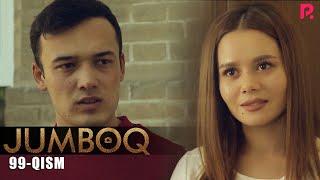 Jumboq 99-qism (milliy Serial)   Жумбок 99-кисм (миллий сериал)