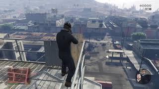Grand Theft Auto V-Blitz Play-Single Player/Michael/Franklin/Trevor