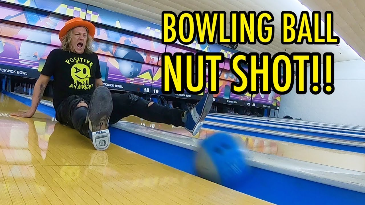 Bowling Ball Nut Shot!
