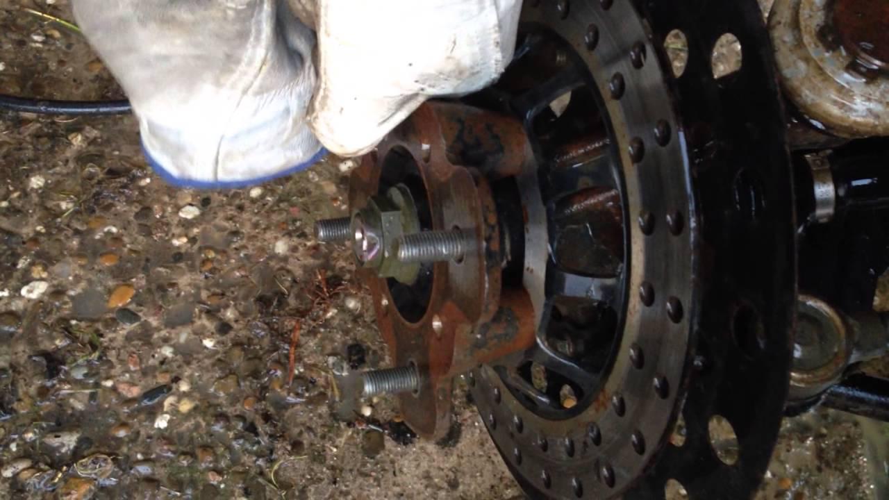 Roulement avant quad 625 goes 6800km youtube for Contemporary motors erie pa