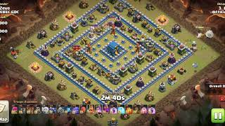 Kal TH12 queen charge quad quake pekka smash