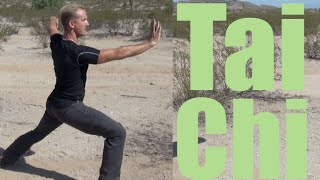 Tai Chi For Beginners - 3 Amazing Tai Chi Moves for Home Practice
