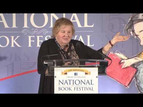 Lin Oliver: 2015 National Book Festival