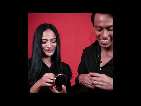 EH! Challenge With YSL Beauty ft. Kilafairy & Emmy Agung