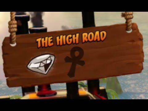 Crash Bandicoot The High Road Walkthrough
