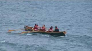 cadgwith gig club under 16s winning at newquay county junior championships 2009