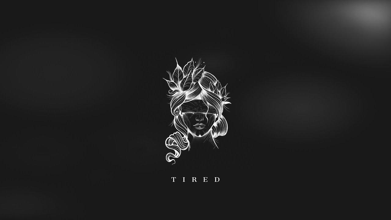 """Tired"" (Free) - Sad Emotional Storytelling Deep Guitar Rap Beat Hip Hop Instrumental"