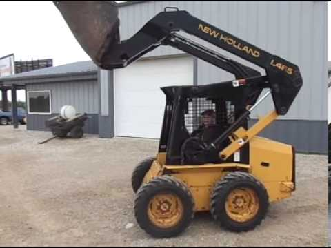 New Holland L465 For Sale