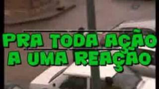 Ação e reação (Brigas,animais ferozes,carros batendo,idiotas em motos...)