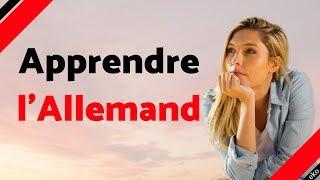 Conversation en Allemand ||| Les expressions et mots les plus importants en Allemand ||| 8 heures