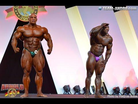 Arnold Classic Europe 2016 - Big Ramy vs Dexter Jackson