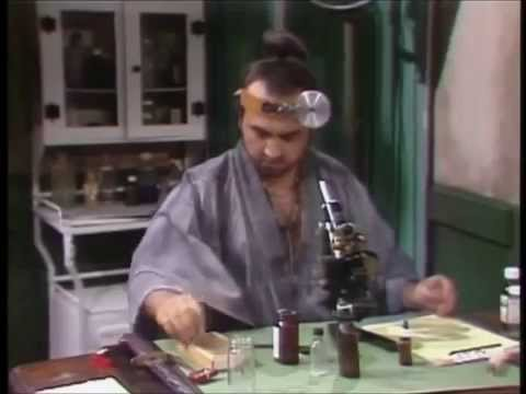 JOHN BELUSHI The Best Of Samurai Futaba Full