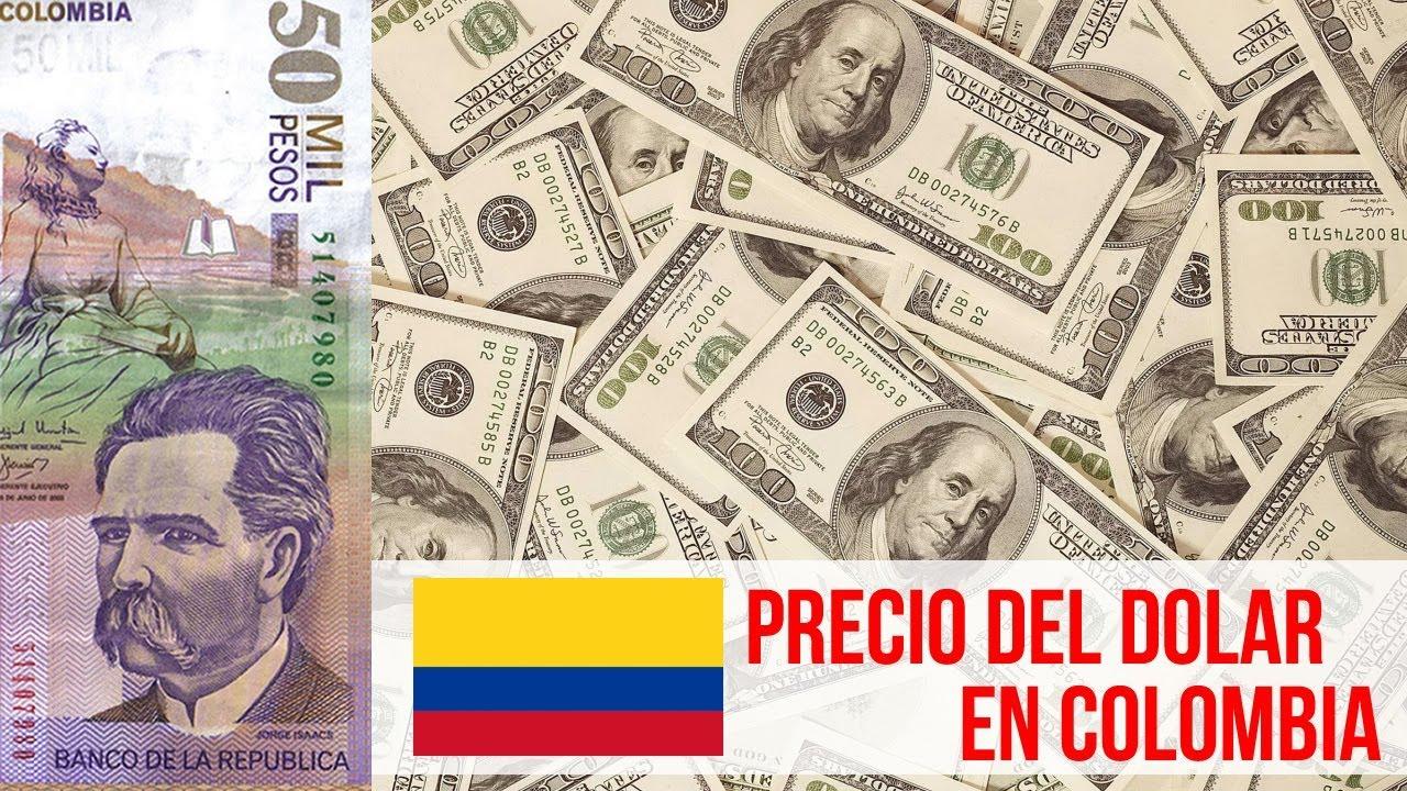 Precio Del Dolar Hoy En Colombia Enero