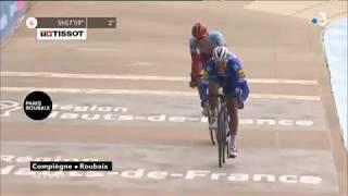 Paris-Roubaix : Victoire de Philippe Gilbert !