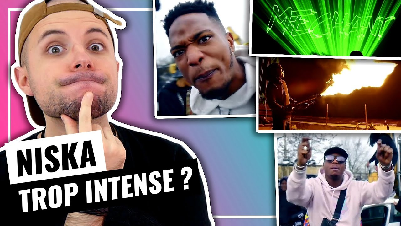 Niska - Méchant (Ft. Ninho) | CHANT-MÉ? | 1ÈRE ÉCOUTE | REACTION (TEASER 2020)