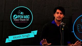 Indian Weddings and Moms | Akash Singh | Stand-up Comedy | MND Open Mic Kanpur Chapter 2.0