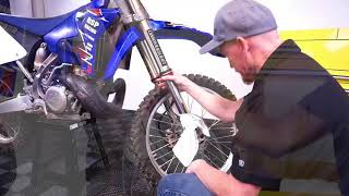 How To Clean Dirt Bike Fork Seals // AJAX Motorsports Tech Tips