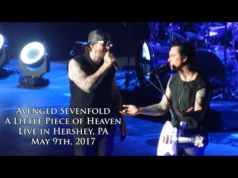 Avenged Sevenfold  A Little Piece of Heaven  in Hershey 5917