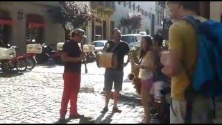 Gambar cover Sokak Müzisyenleri (Arjantin)