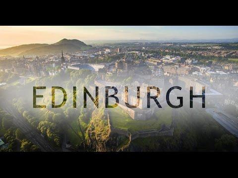 Edinburgh: Ein Tag in einer Minute | Expedia