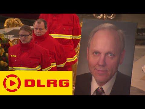 Trauerfeier für DLRG Präsident Hans-Hubert Hatje